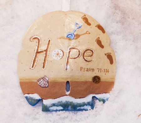 Psalms in the Sand - Hope