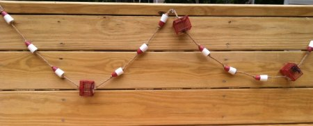 6 ft Crab Pot Garland