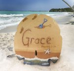 Psalms in the Sand - Grace